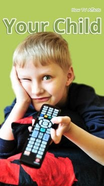 How TV Affects Your Child
