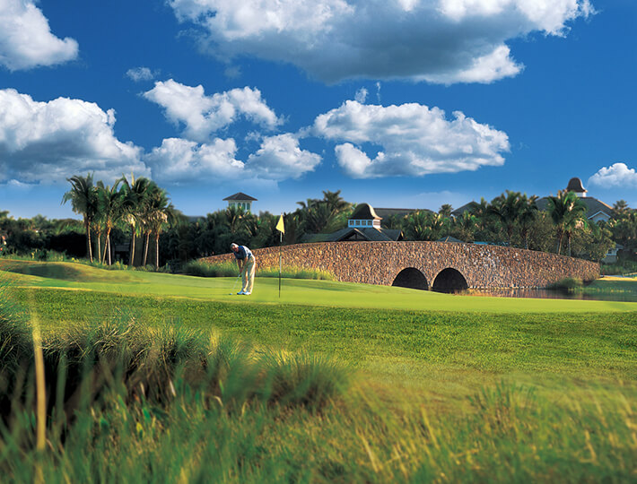 Golf - Naples, Florida