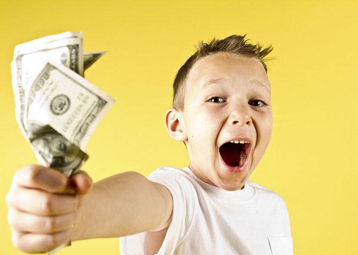 Raising Kids to Be Smart About Money