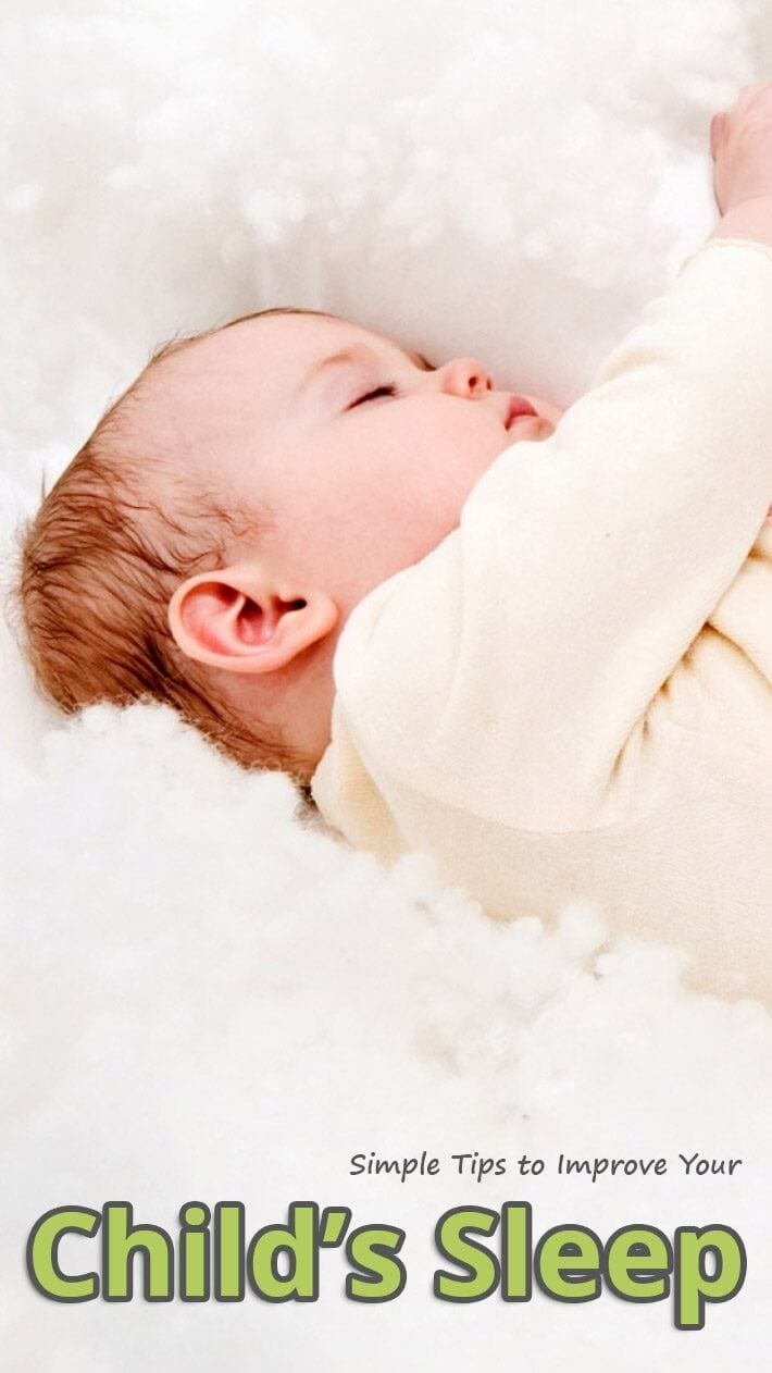 Simple Tips to Improve Your Child's Sleep