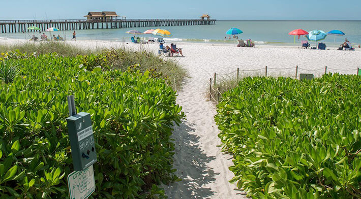 South Marco Beach - Naples, Florida