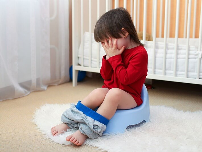 Potty Training Pressure