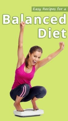 Easy Recipes for a Balanced Diet